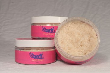 Organic Body Care Mermaid Sugar Scrub